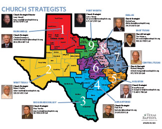 Church Strategist Map Small