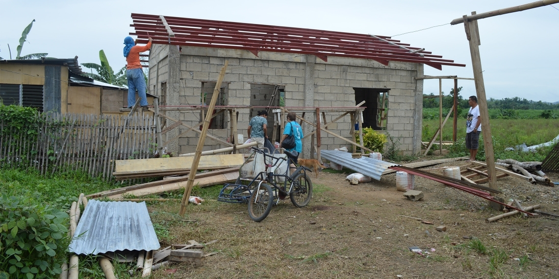 Texas baptists news for Cost of building a house in philippines