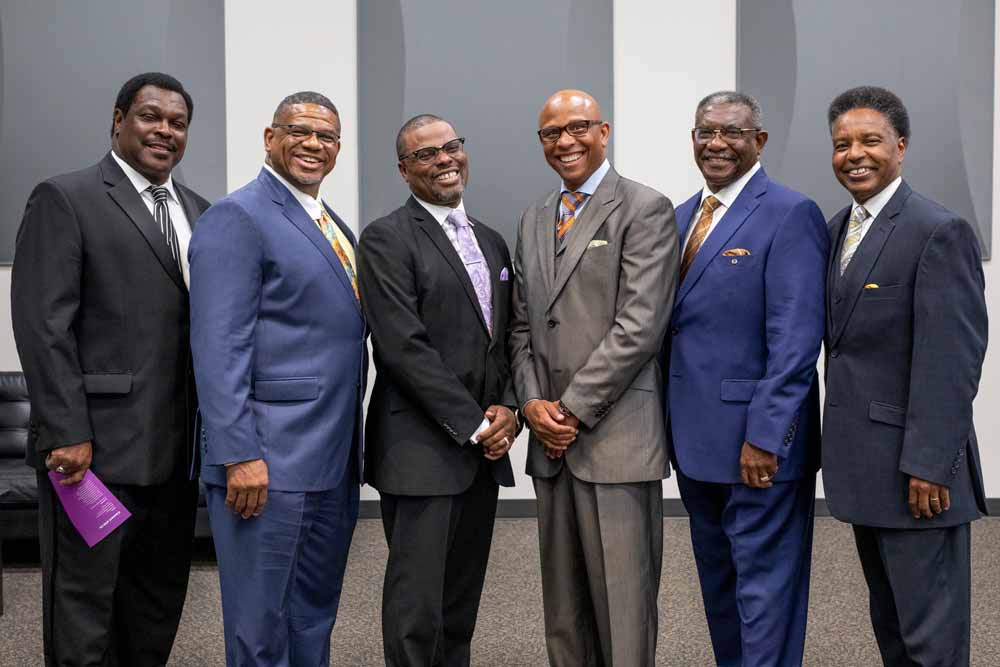 Texas Baptists - African American Fellowship Conference focuses on